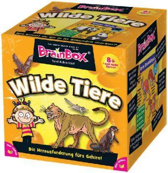 Brain Box, Wilde Tiere (Spiel)