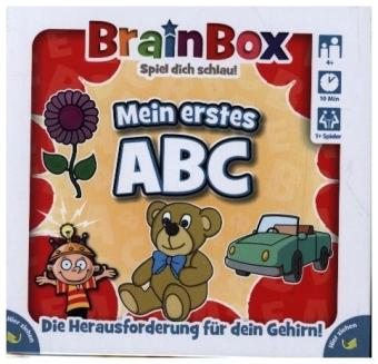 Brain Box, Mein erstes ABC (Kinderspiel)