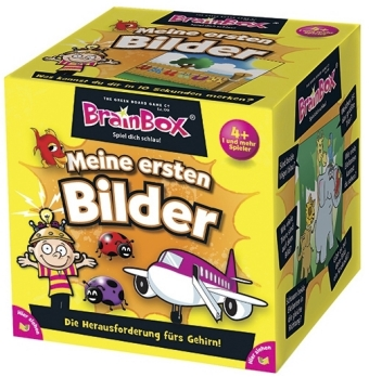Brain Box, Meine ersten Bilder (Kinderspiel)