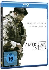 American Sniper, 1 Blu-ray
