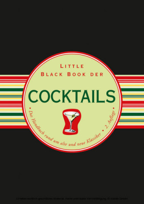 Little Black Book der Cocktails