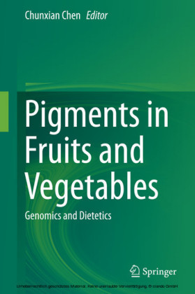 Pigments in Fruits and Vegetables