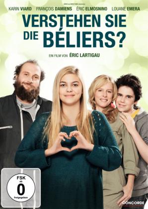 Verstehen Sie die Béliers?, 1 DVD