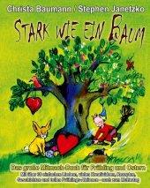 Stark wie ein Baum - Das große Mitmach-Buch für Frühling und Ostern Cover