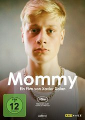 Mommy, 1 DVD Cover