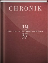 Chronik 1937 Cover