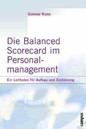Die Balanced Scorecard im Personalmanagement