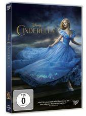 Cinderella (2015), DVD Cover