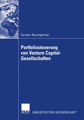 Portfoliosteuerung von Venture Capital-Gesellschaften