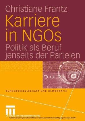 Karriere in NGOs
