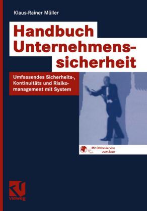 Handbuch Unternehmenssicherheit