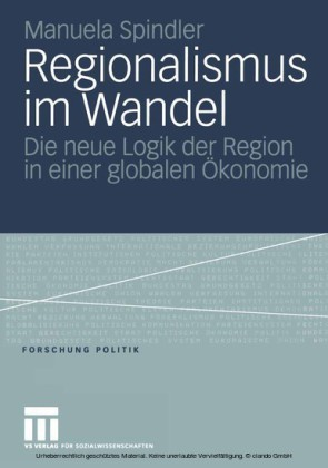 Regionalismus im Wandel