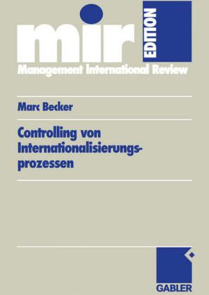 Controlling von Internationalisierungs-prozessen