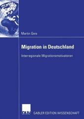 Migration in Deutschland