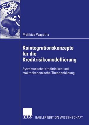Kointegrationskonzepte für die Kreditrisikomodellierung