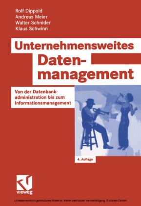 Unternehmensweites Datenmanagement