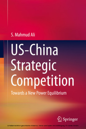 US-China Strategic Competition