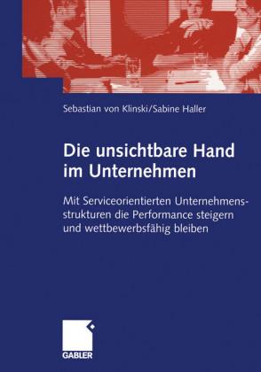Die unsichtbare Hand im Unternehmen