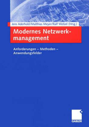 Modernes Netzwerkmanagement