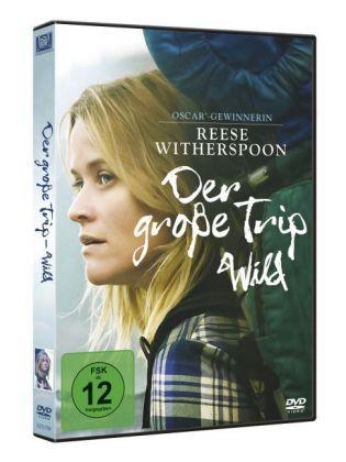 Der große Trip - Wild, 1 DVD