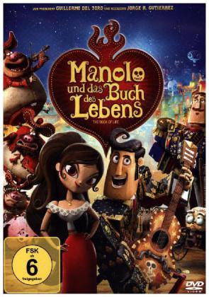 Manolo und das Buch des Lebens, 1 DVD