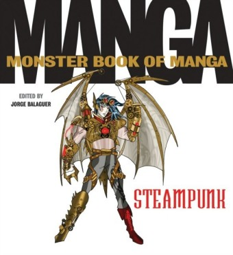 Monster Book of Manga Steampunk Gothic