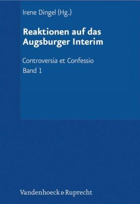 Reaktionen auf das Augsburger Interim