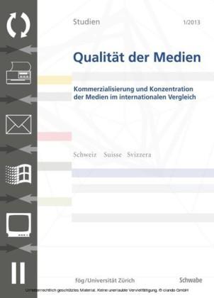 SQM 1 /2013 Kommerzialisierung von Medienstrukturen im internationalen Vergleich