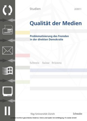 SQM 2/2011 Problematisierung des Fremden in der direkten Demokratie