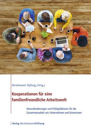 Kooperationen für eine familienfreundliche Arbeitswelt