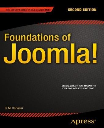 Foundations of Joomla!