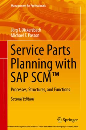 Service Parts Planning with SAP SCM(TM)