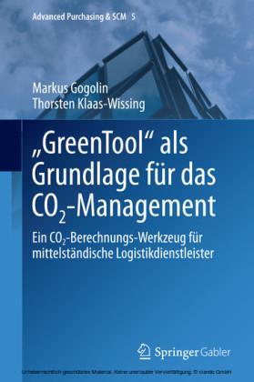'GreenTool' als Grundlage für das CO2-Management