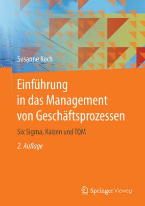 Einführung in das Management von Geschäftsprozessen
