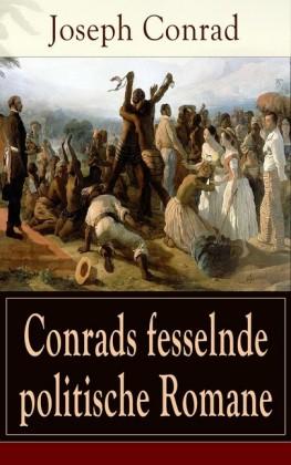 Conrads fesselnde politische Romane