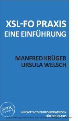 XSL-FO Praxis