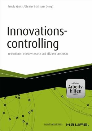 Innovationscontrolling Gestaltung, Instrumente, Kennzahlen,