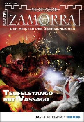 Professor Zamorra - Folge 1067