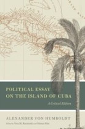 Political Essay on the Island of Cuba