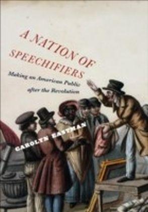 Nation of Speechifiers