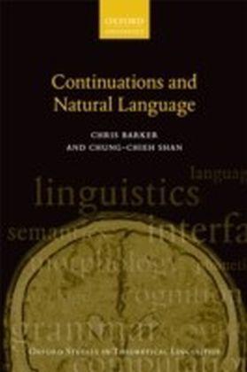 Continuations and Natural Language