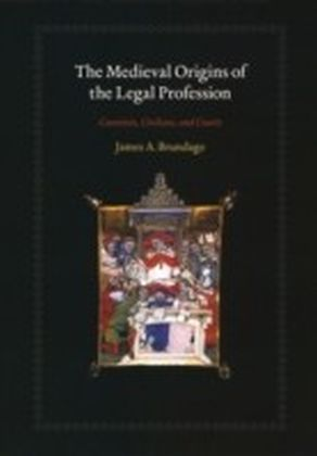 Medieval Origins of the Legal Profession