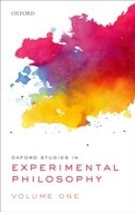 Oxford Studies in Experimental Philosophy, Volume 1