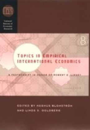 Topics in Empirical International Economics