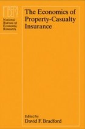 Economics of Property-Casualty Insurance