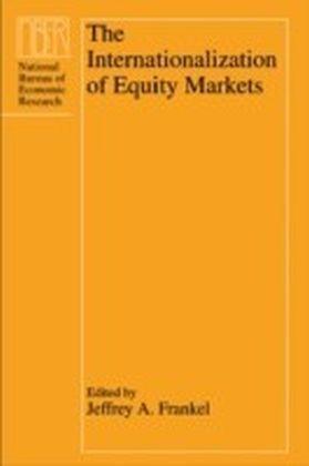 Internationalization of Equity Markets