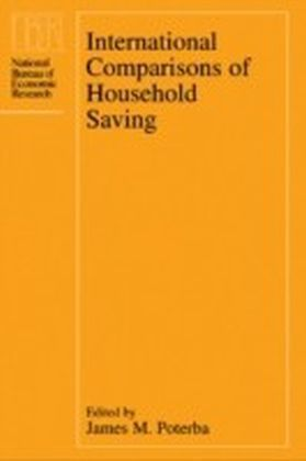 International Comparisons of Household Saving
