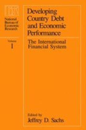 Developing Country Debt and Economic Performance, Volume 1