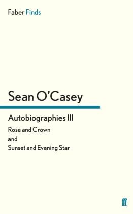 Autobiographies III