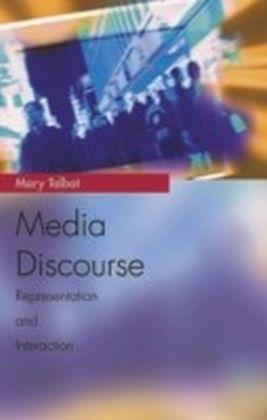 Media Discourse: Representation and Interaction